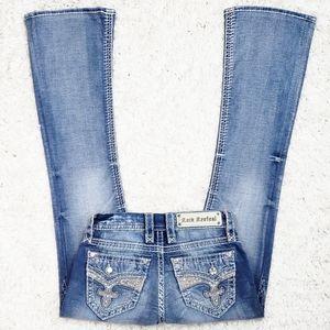 Rock Revival Yui Boot Cut Jean's.  Size 25.